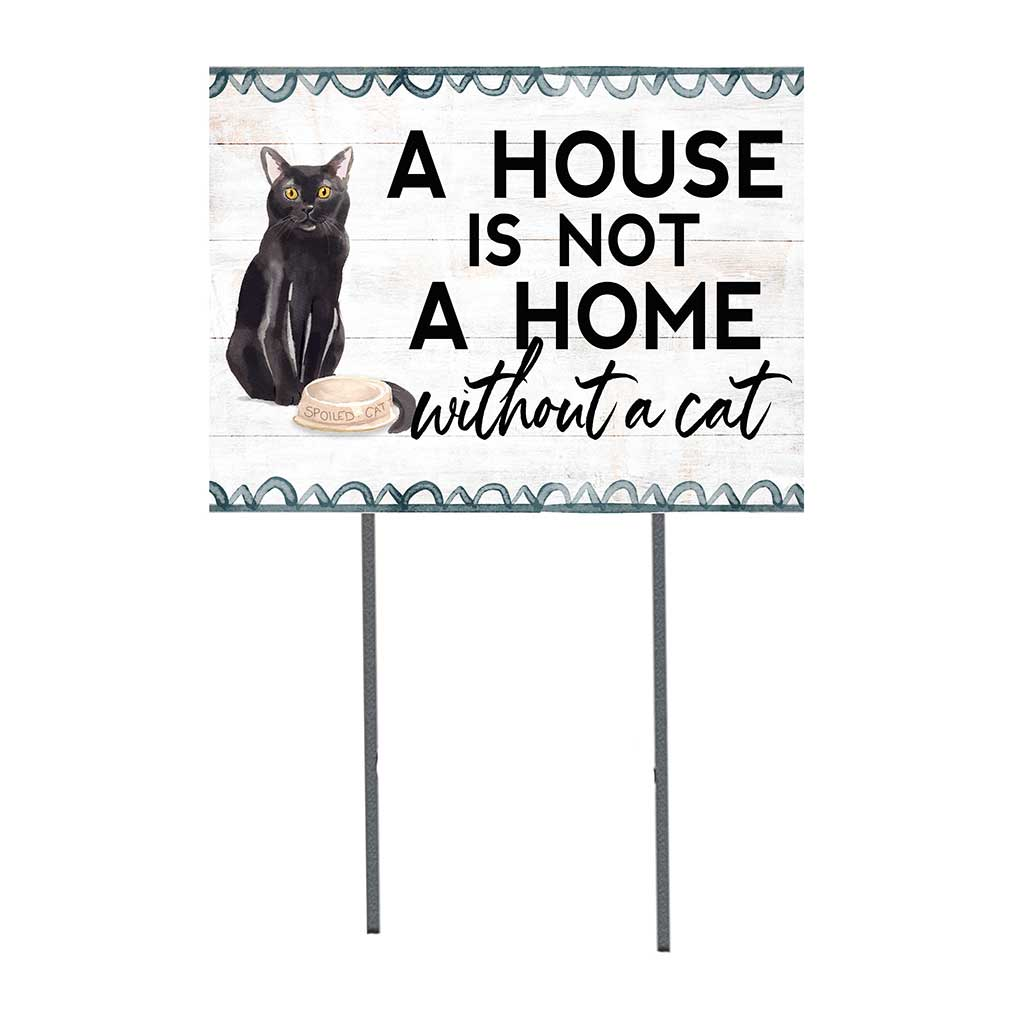 18x24 Bombay Cat Lawn Sign