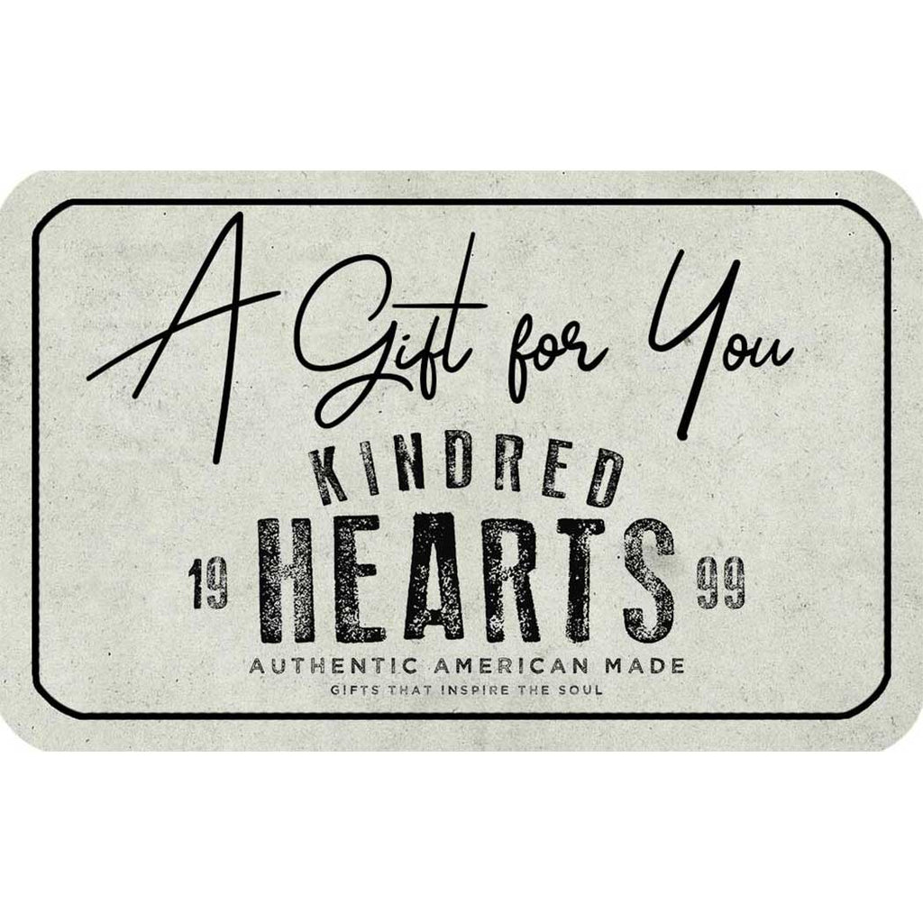 Kindred Hearts Gift Card