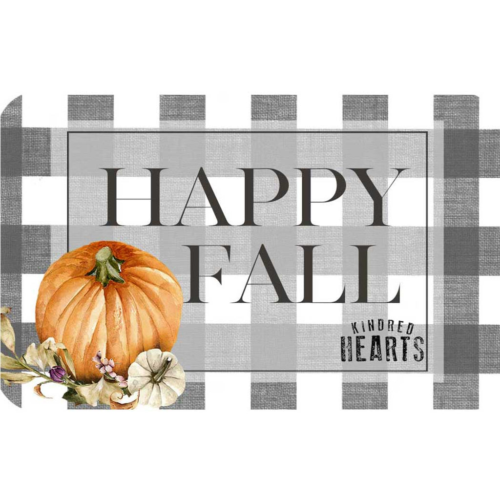 Happy Fall Gift Card
