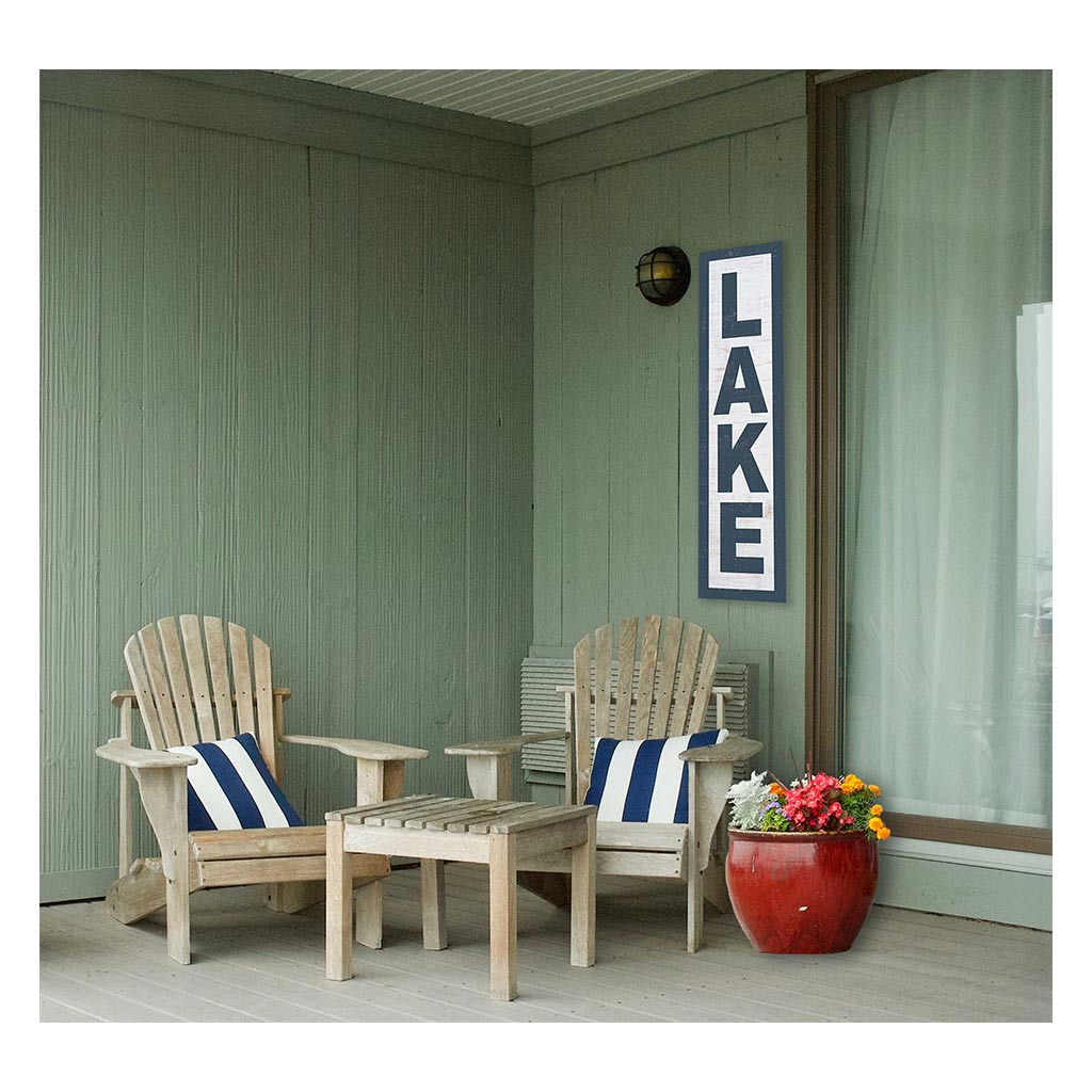 10x35 Indoor Outdoor Sign LAKE