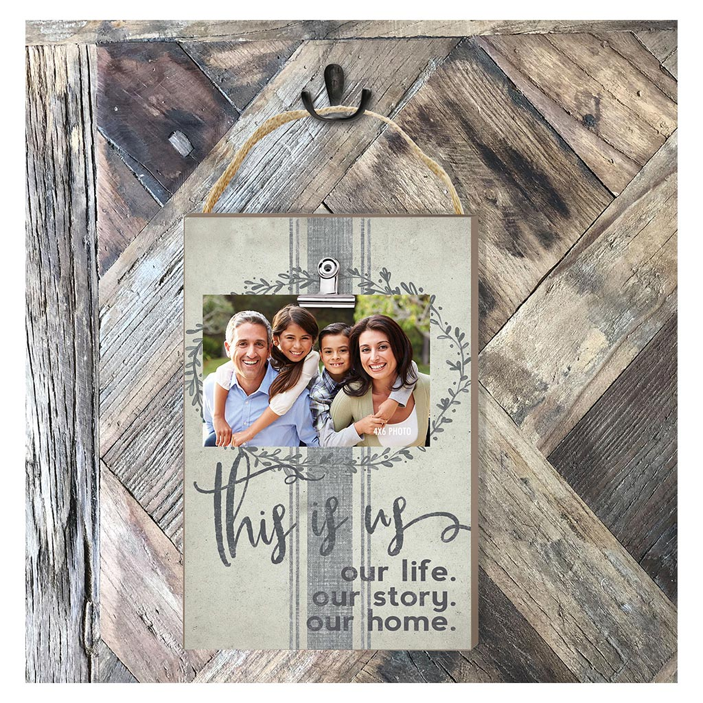 Hanging Clip Photo Frame This is Us