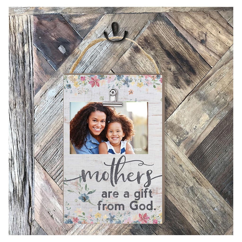 Hanging Clip Photo Frame Mothers Are a Gift