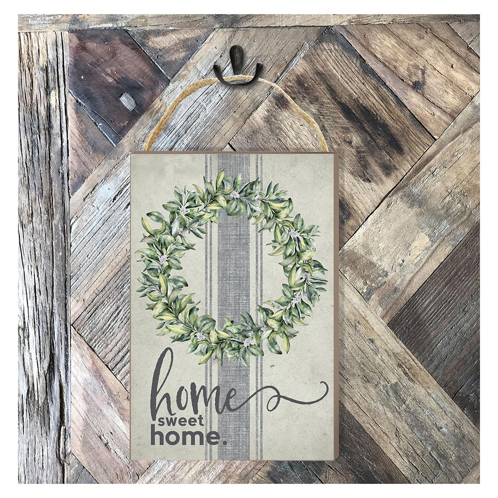 8x12 Home Sweet Home Hanging Sign