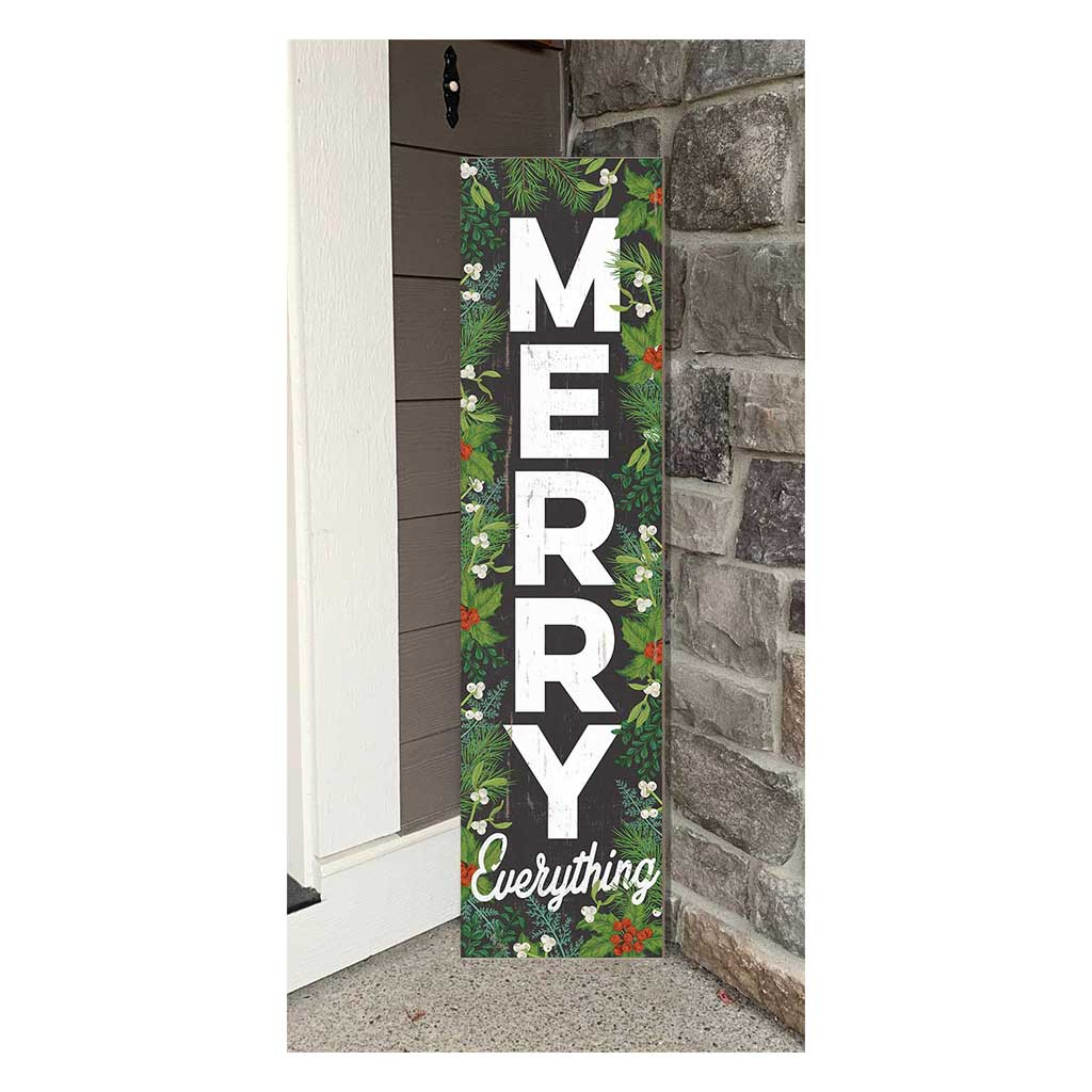 12x48 Merry Everything Leaner Sign