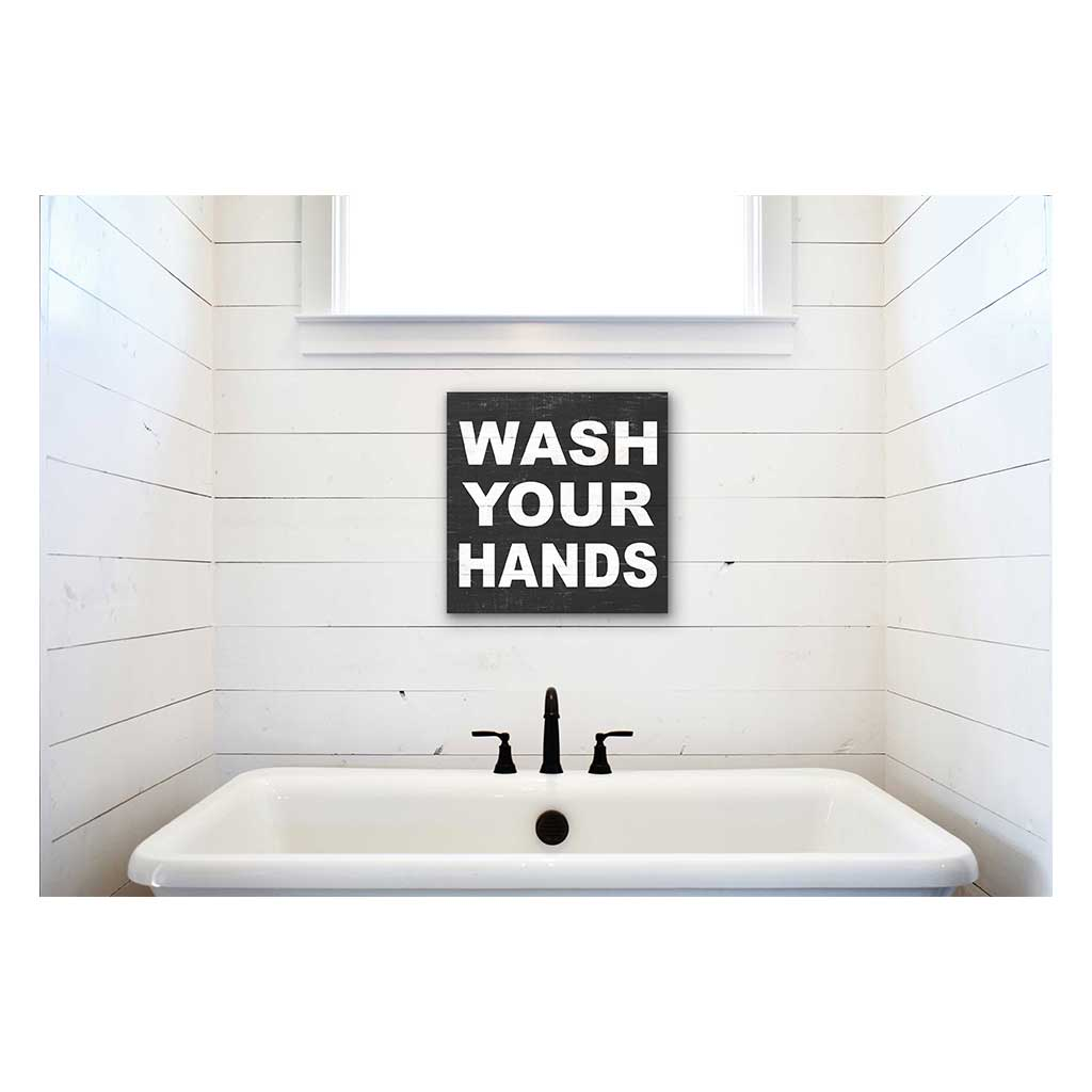 10x10 Wash Your Hands Sign