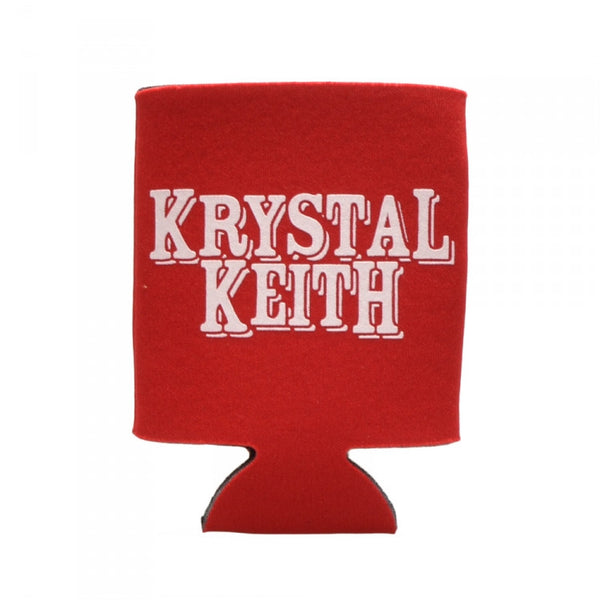 """Get Your Redneck On"" Red Koozie"