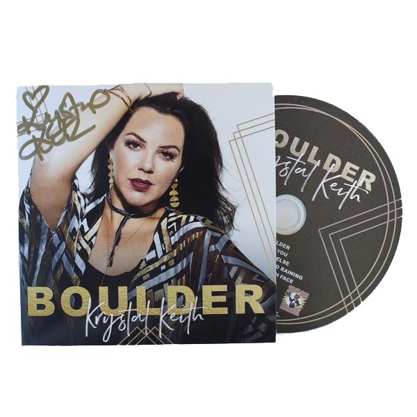 Krystal Keith Boulder EP Bundle #3