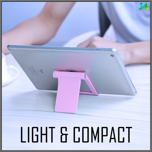 Lightweight and Compact Design