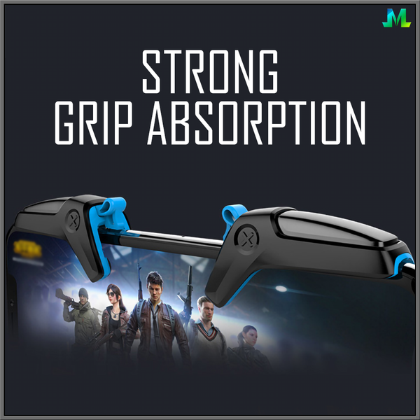 Strong Grip Absorption Ethical Edge Trigger Button Set