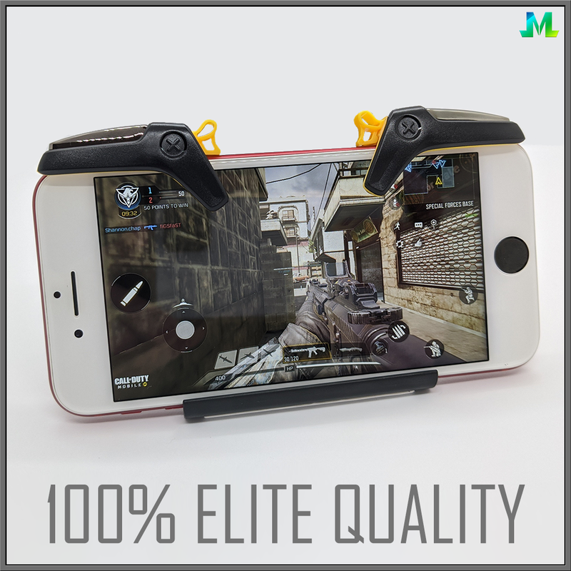 Elite Pro™ Mobile Gaming Triggers