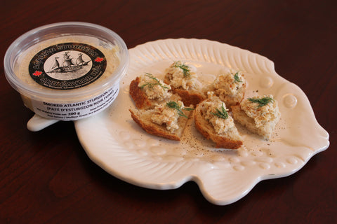 Smoked Sturgeon Pate (Spread)