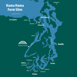 Hama Hama Farm Sites