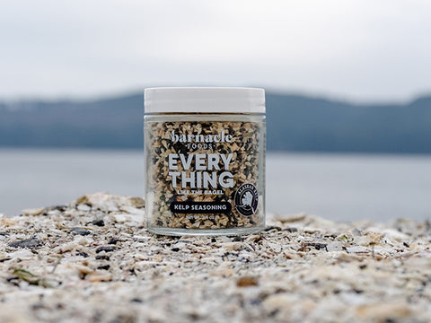"""Everything"" Kelp Seasoning - Barnacle Foods"