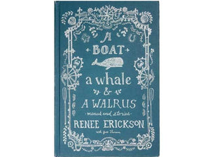 Gear - A Boat, A Whale A Walrus: Menus And Stories