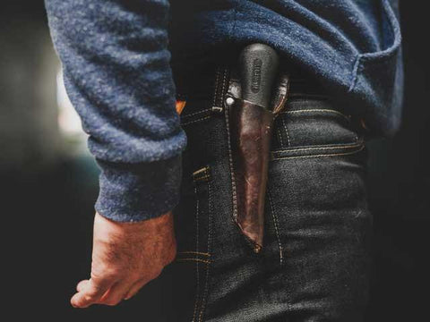 Gear - Oyster Knife Holster