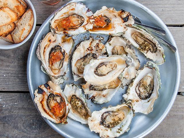 Grill & Chill Oysters