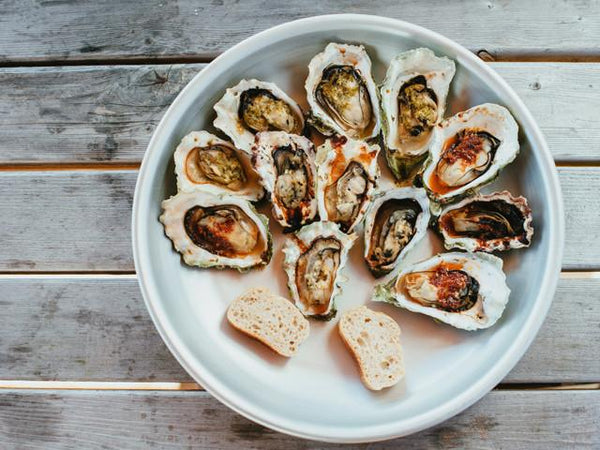 Oysters - Oysters For Grilling