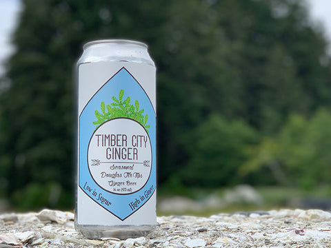 Timber City Ginger Beer