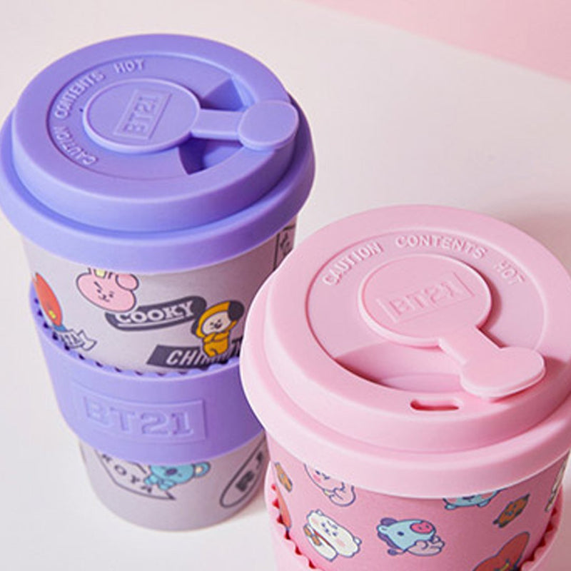 BT21 Baby Reusable Cup - Official