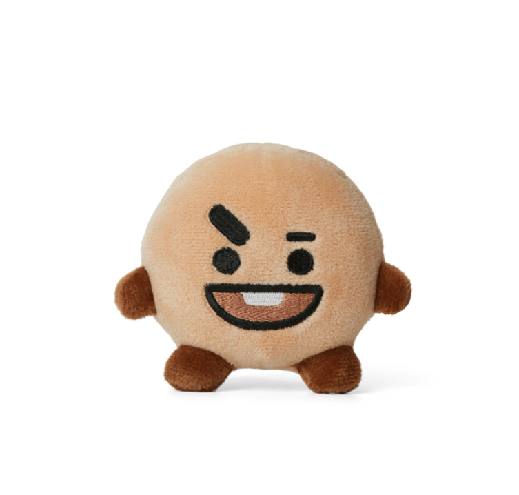 OFFICIAL SHOOKY UNIVERSE STANDING DOLL SET (5EA)