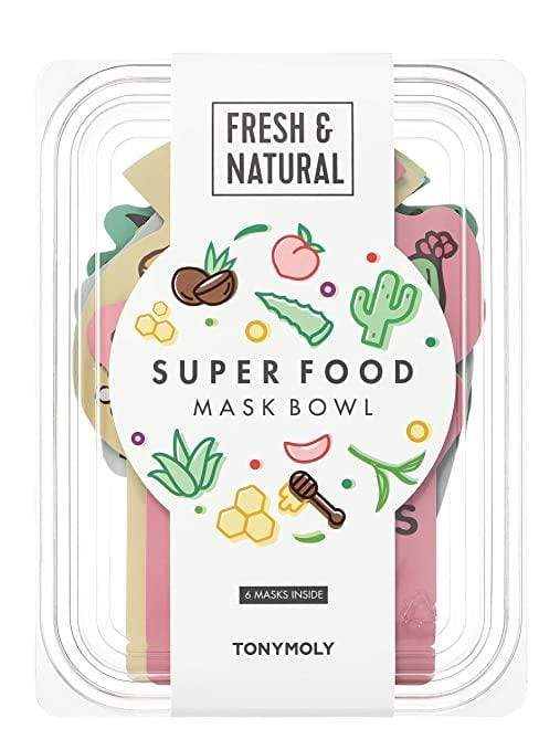 TONYMOLY Super Food Mask Bowl, 0.64 oz