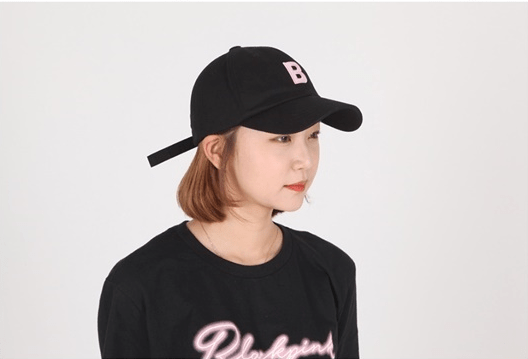 Blackpink In Your Area [OFFICIAL] Ballcap - Hyphoria
