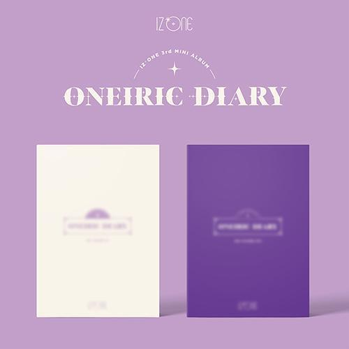IZ*ONE - 3RD MINI ALBUM [ONEIRIC DIARY] OFFICIAL