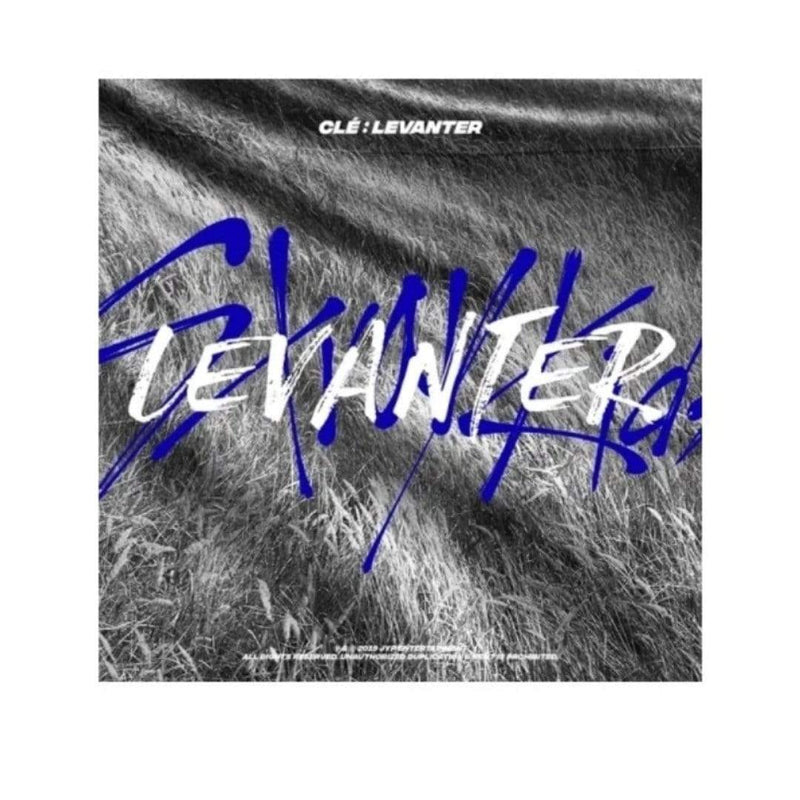 Stray Kids - Mini Album Clé : LEVANTER Normal Version  - Official