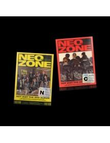 NCT 127 2nd Album - NCT 127 NEO ZONE CD [RANDOM COVER] - Official
