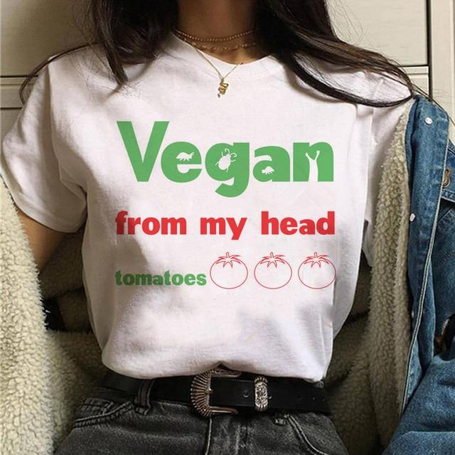 Avocado Vegan T-shirt