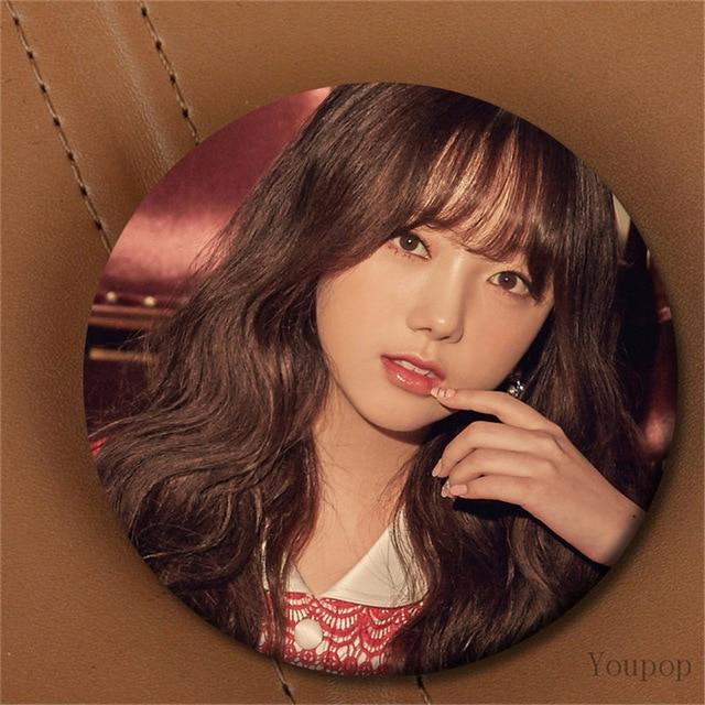 Lovelyz 3rd Mini Album Round Badge