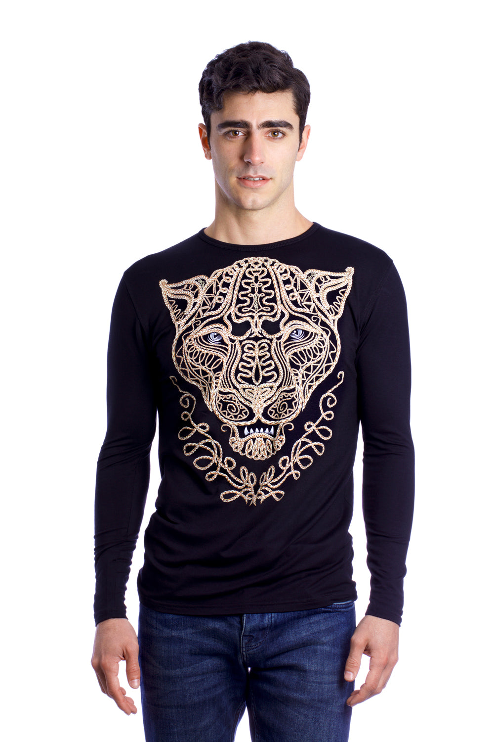 JAGUAR REATA - T-Shirt Men - ¡Ay Güey! USA