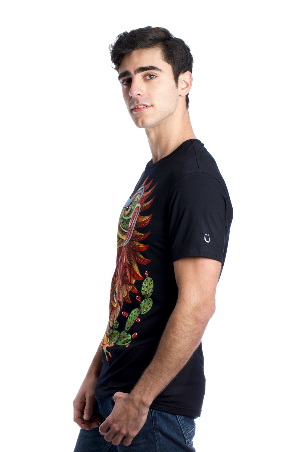 EVOLUCION MX - T-Shirt Men - ¡Ay Güey! USA