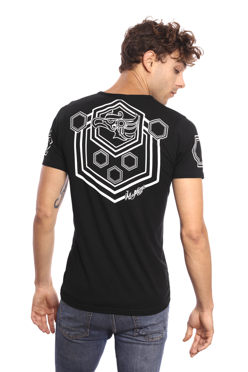 HEXAGONO 10 - T-Shirt Men - ¡Ay Güey! USA