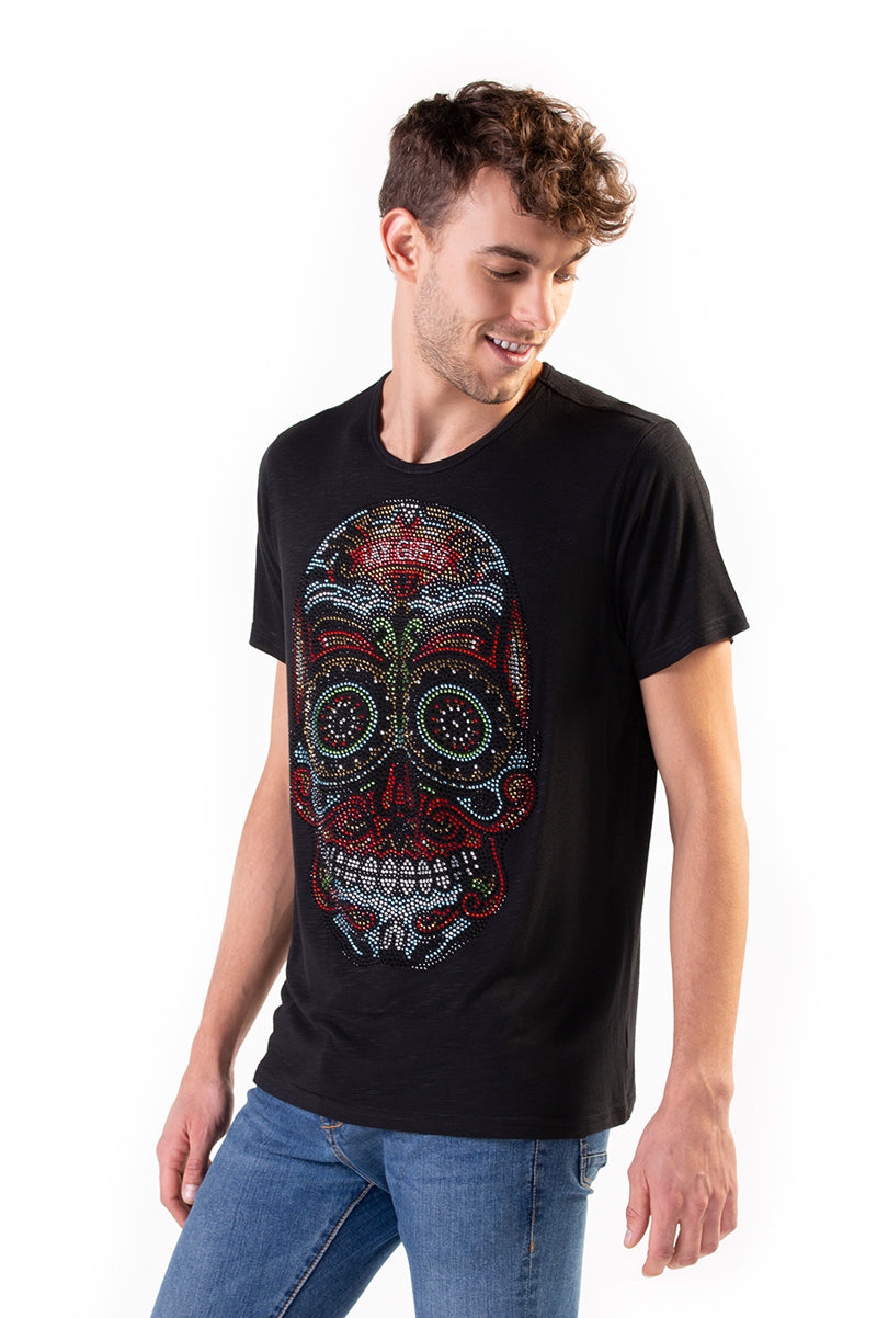 CALAVERA PDS 10 II - T-Shirt Men - ¡Ay Güey! USA