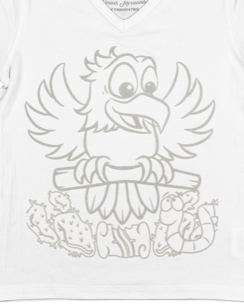 EAGLE BB (KIDS) - T-Shirt Boy - ¡Ay Güey! USA