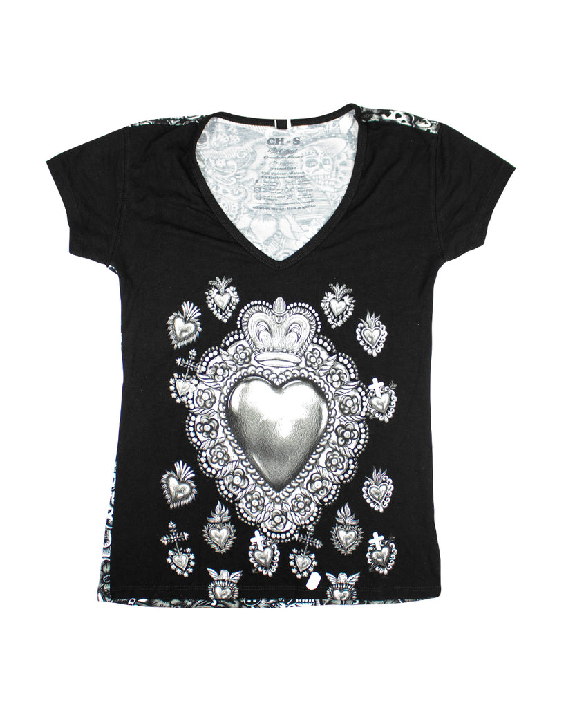 AMORCITO CORAZON - T-Shirt Women - ¡Ay Güey! USA