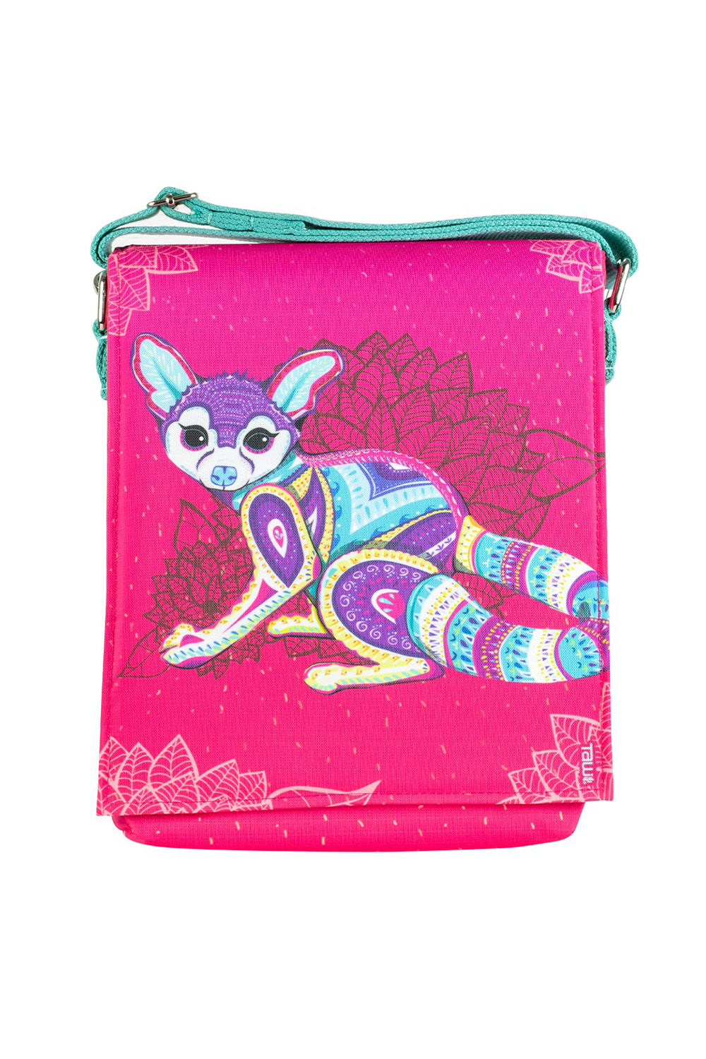 MESSENGER BAG CACOMIZTLE - to Women - ¡Ay Güey! USA
