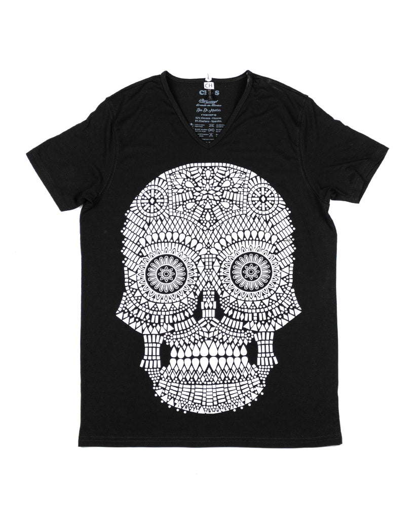 DIABLITO (Black) - T-Shirt Men - ¡Ay Güey! USA