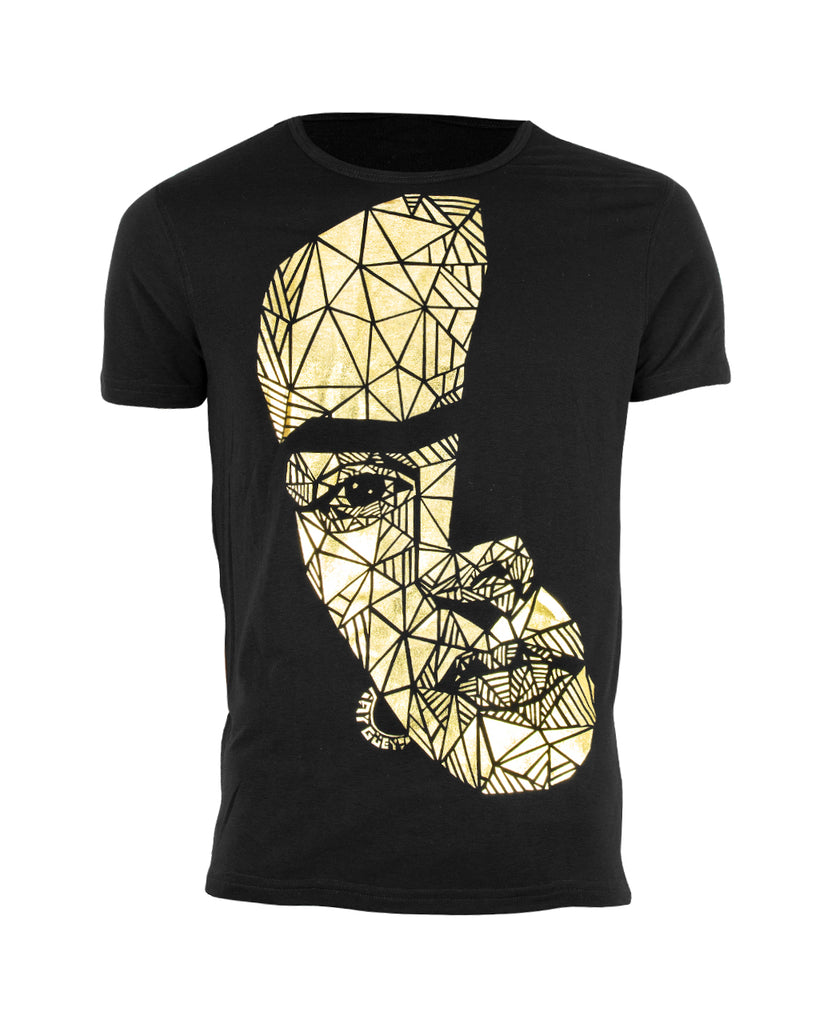FRIDA ORO - T-Shirt Men - ¡Ay Güey! USA