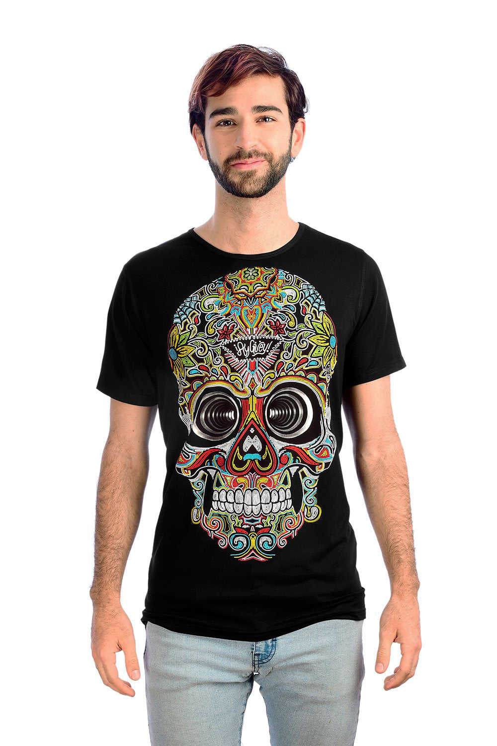 CALA PEYOTE II - T-Shirt Men - ¡Ay Güey! USA