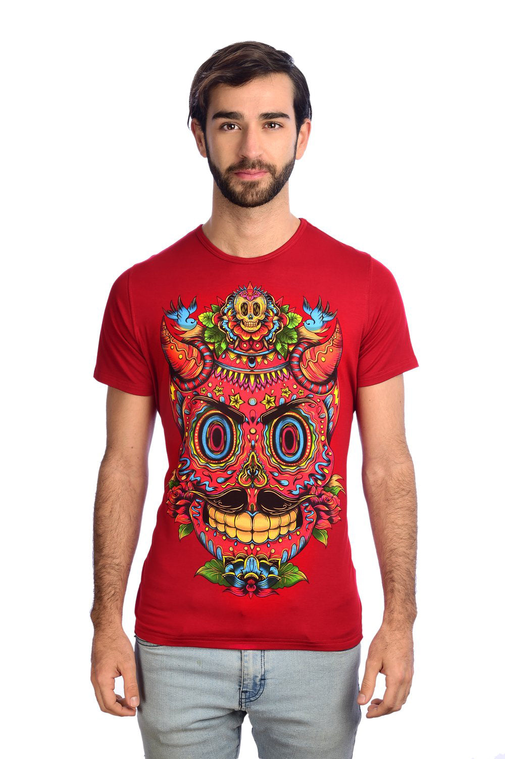 DIABLITO 2 - T-Shirt Men - ¡Ay Güey! USA