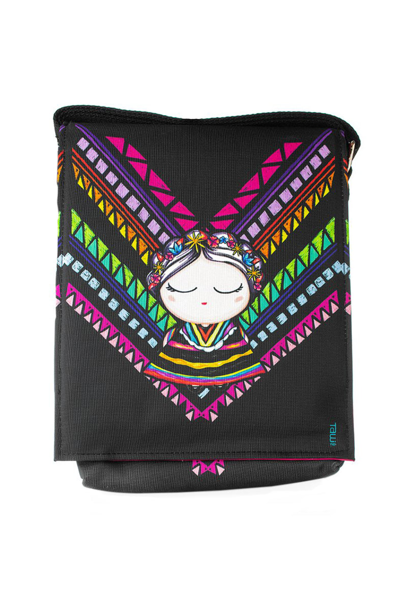 MESSENGER BAG MALINALLI - to Women - ¡Ay Güey! USA