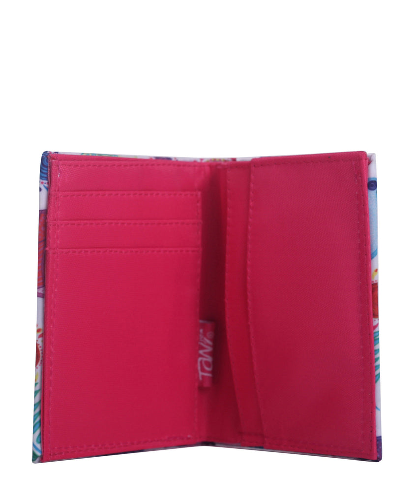 WALLET CARD HOLDER PALOMAS - Wallet W - ¡Ay Güey! USA