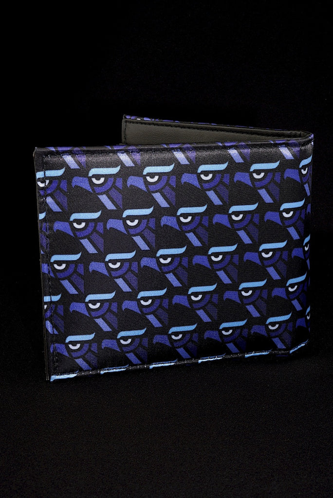 MEN WALLET TELA AGUILA (Blue) - Wallet M - ¡Ay Güey! USA