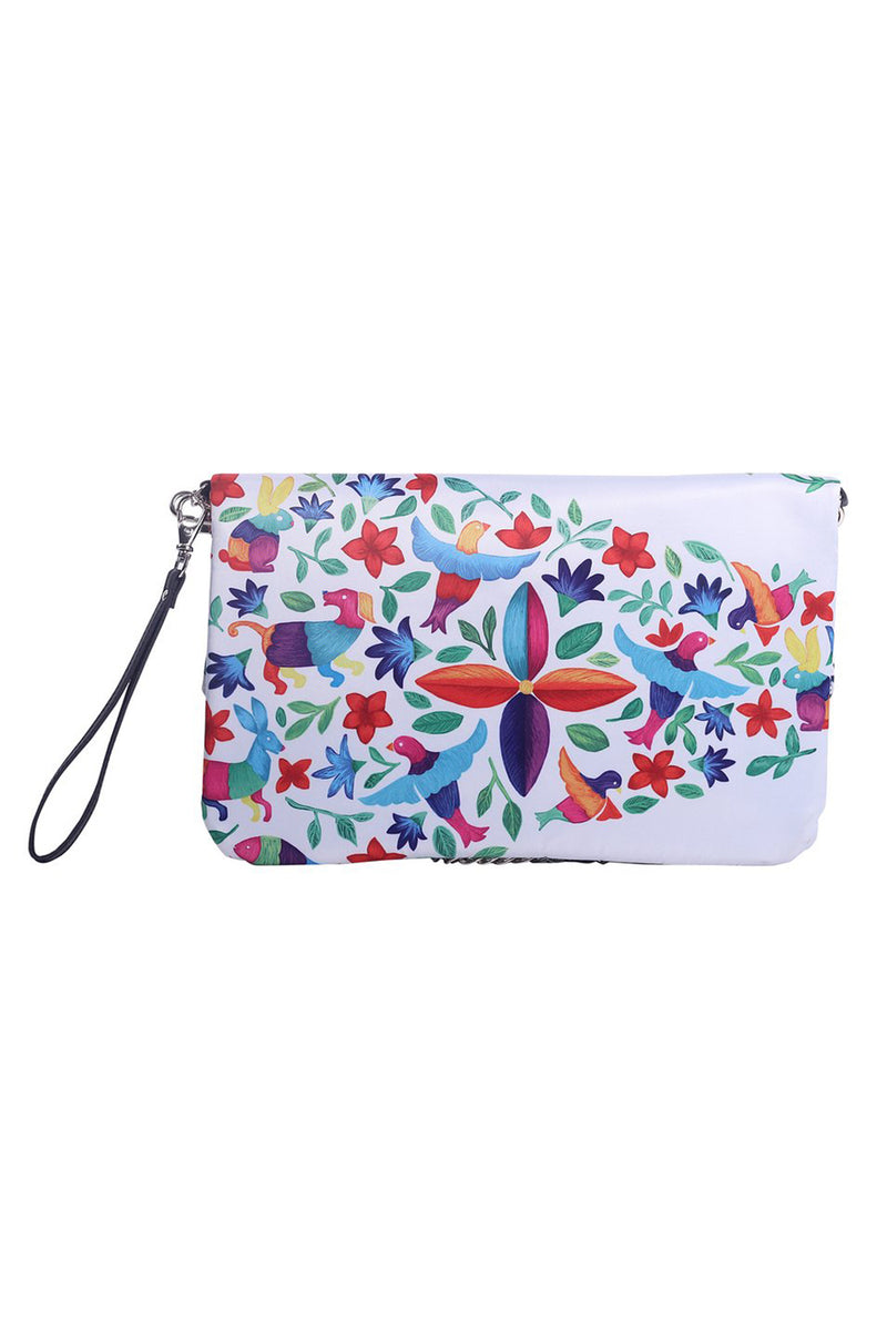 BAG TULUM HILADO PRIMAVERA (White) - to Women - ¡Ay Güey! USA