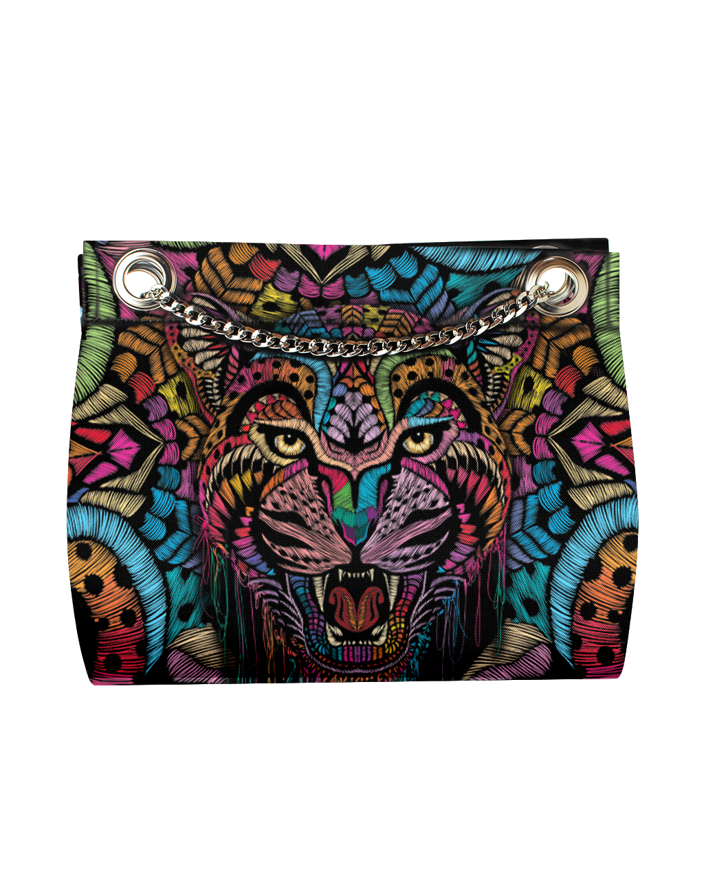 BAG VANTE JAGUAR HILOS - to Women - ¡Ay Güey! USA