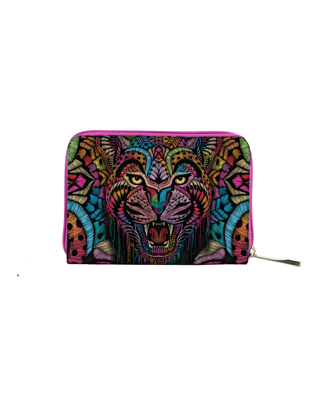 COIN WALLET XEL-HA JAGUAR HILOS - to Women - ¡Ay Güey! USA
