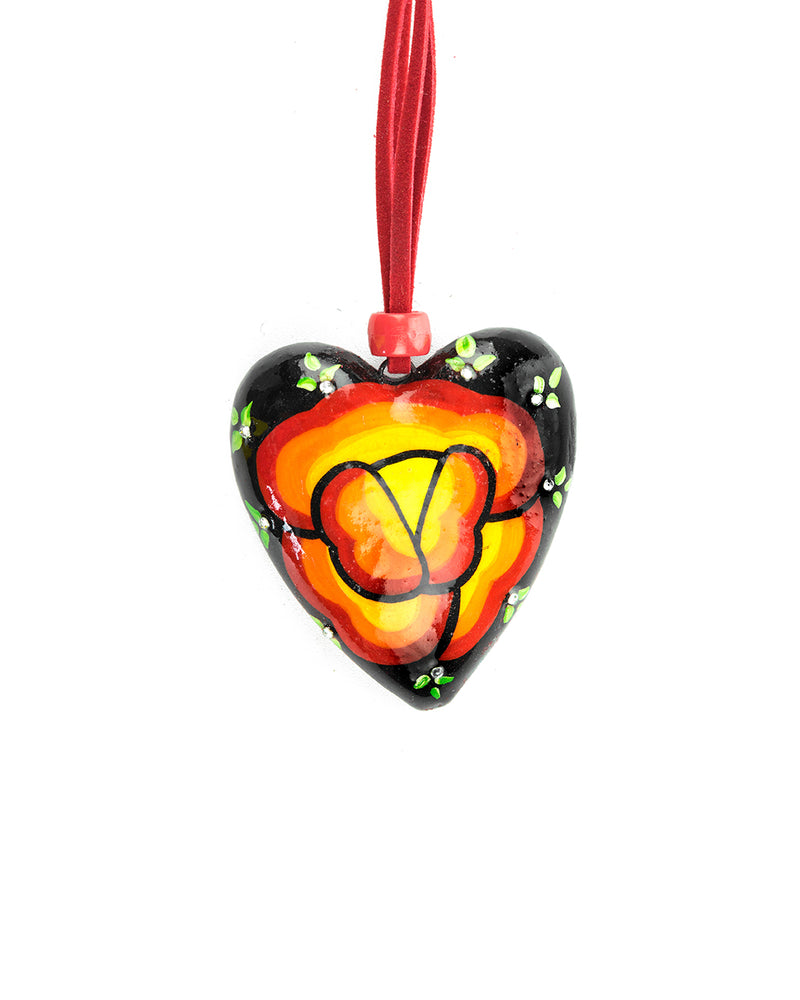 NECKLACE CORAZON TEHUANA - Neckless W - ¡Ay Güey! USA