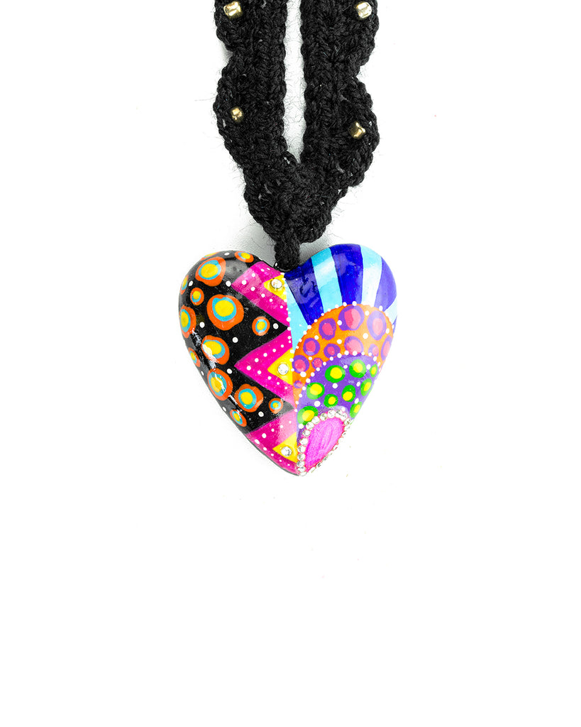 NECKLACE CORAZON ALEBRIJE - Neckless W - ¡Ay Güey! USA